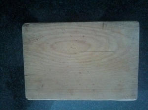 Breadboard Growth Rings