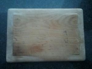 Breadboard top
